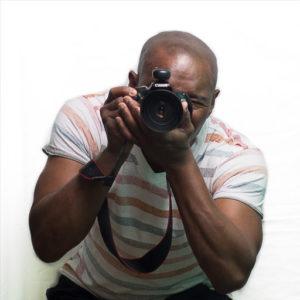 Rey Sayoux autorretrato fotográfico