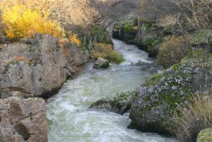 Fotografía río Sierra de Madrid