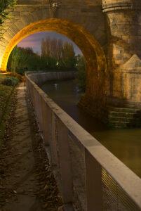 Puente de Toledo en Madrid